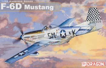 model planes,plastic airplane model,F-6D MUSTANG 1-32