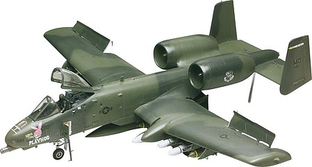 model planes,model airplane,A-10 Warthog -- Plastic Model Airplane Kit -- 1/48 Scale -- #855521