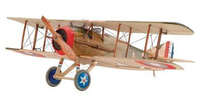 model planes,plastic airplane model,Spad XIII WW1 Fighter -- Plastic Model Airplane Kit -- 1/28 Scale -- #04730