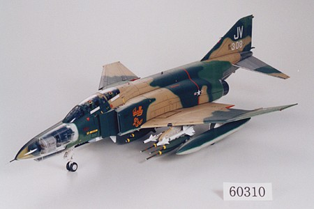 model planes,model airplane,F-4E Phantom II Jet Plane Aircraft -- Plastic Model Airplane Kit -- 1/32 Scale -- #60310