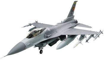 model airplane,plastic airplane model,F16CJ Block 50 Fighting Falcon Jet -- Plastic Model Airplane Kit -- 1/32Scale -- #3700
